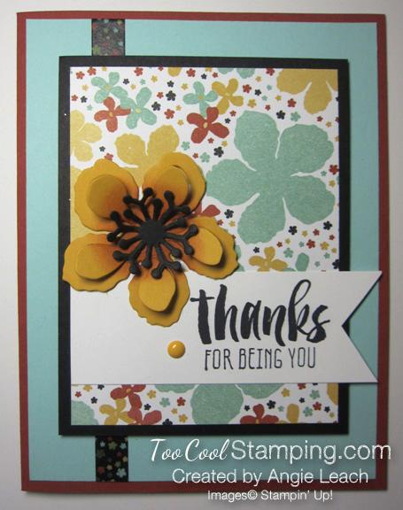 Botanical blooms - thanks
