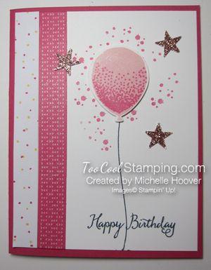 Michelle Balloon Celebration - 1