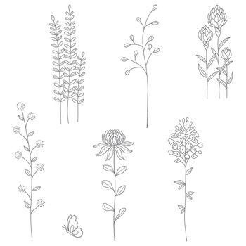 Flowering fields 141303G