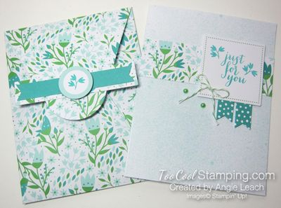 PP march 2016 - just for you card