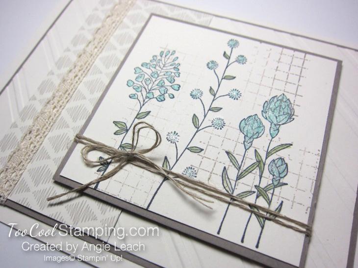 Vintage flowering fields - h2