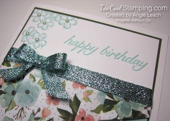 Birthday bouquet drapery - pool4