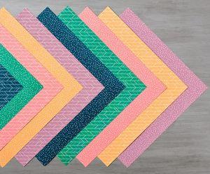 In color envelope paper 141698G