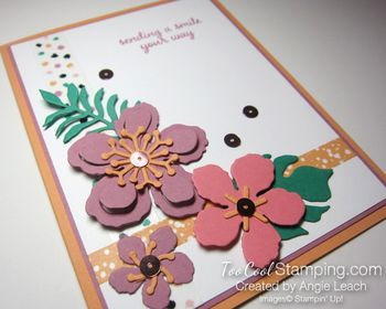 Sugarplum botanicals - dots washi 2