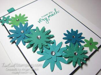 Blossom bunch falling - emerald envy 3