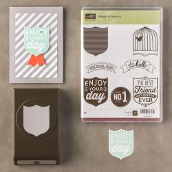 Badges & banners bundle 142334G