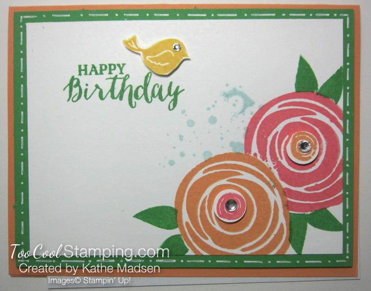 Kathe - swirly flowers
