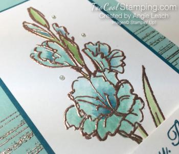 Gift of love copper - indigo3