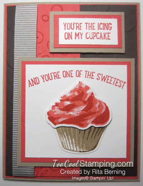 Rita - sweetest cupcake