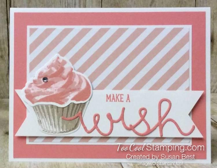 Sweet cupcake - susan best