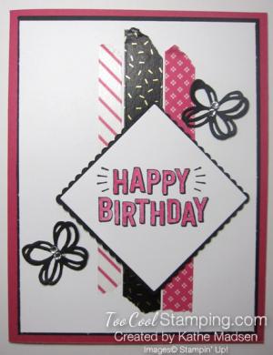 Kathe - pop of pink birthday