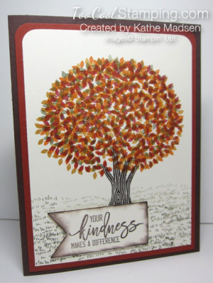 Kathe - thoughtful branches your kindness