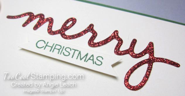 Merry santa - red 4
