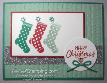 A trio small stocking