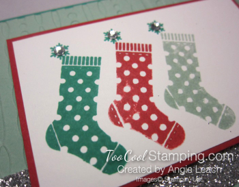 A trio small stocking 3