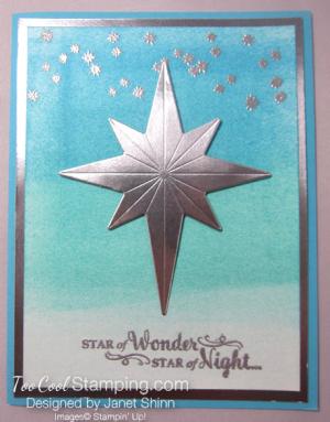 Star of light emboss resist 1
