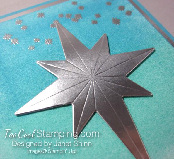 Star of light emboss resist 3