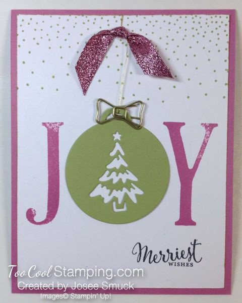 Merriest Joy - Josee Smuck