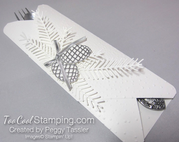 Peggy - silver place setting 1