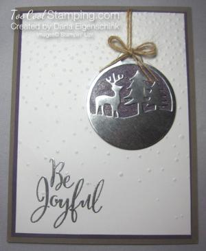 Darla merry tags silver