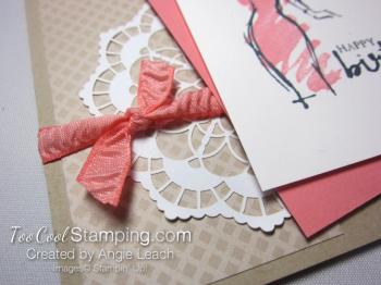 Beautiful you crumb in color - flamingo 3