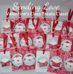 Sending Love Class Treat - full ad