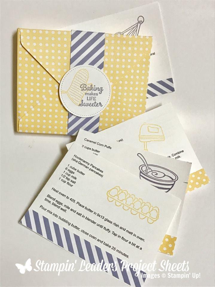 Perfect Mix Recipe Card Set - Loni Spendlove