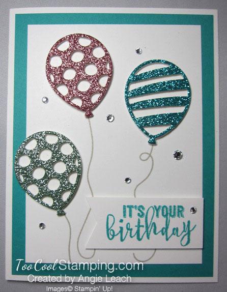 Balloon adventure glimmer - bermuda