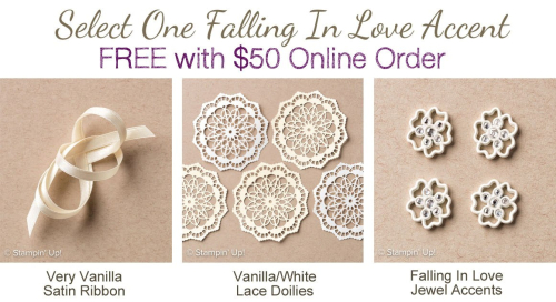 Falling In Love Special Offer Banner 2