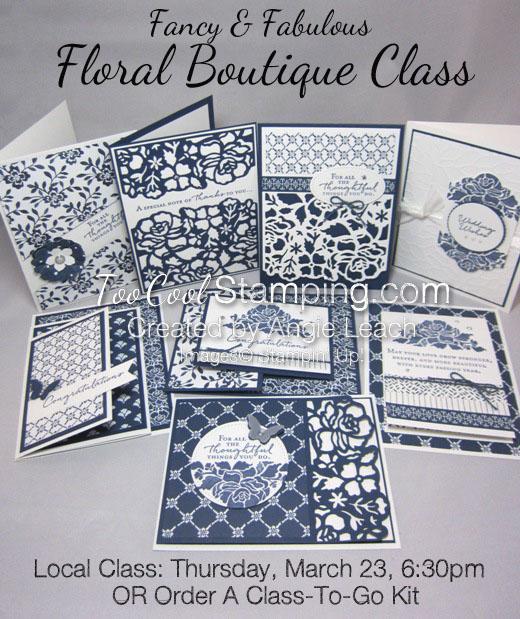 Floral boutique class banner 1