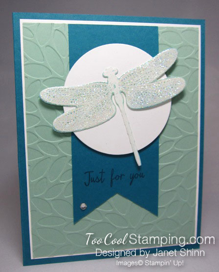 Janet - dragonfly pop-up 1
