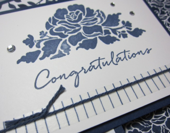 Floral boutique joy fold - congrats 3