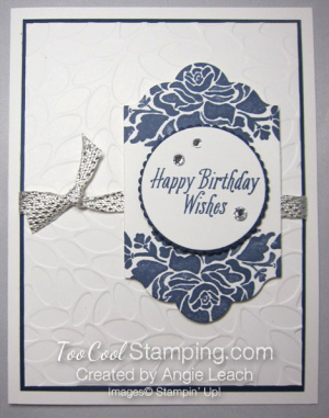 Floral boutique white petals - birthday