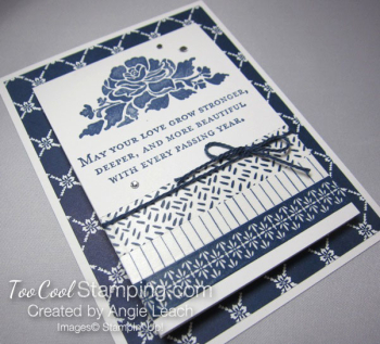 Floral boutique love stronger card 2