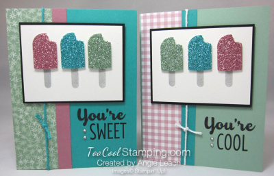 Glimmer Cool Treats - two cool