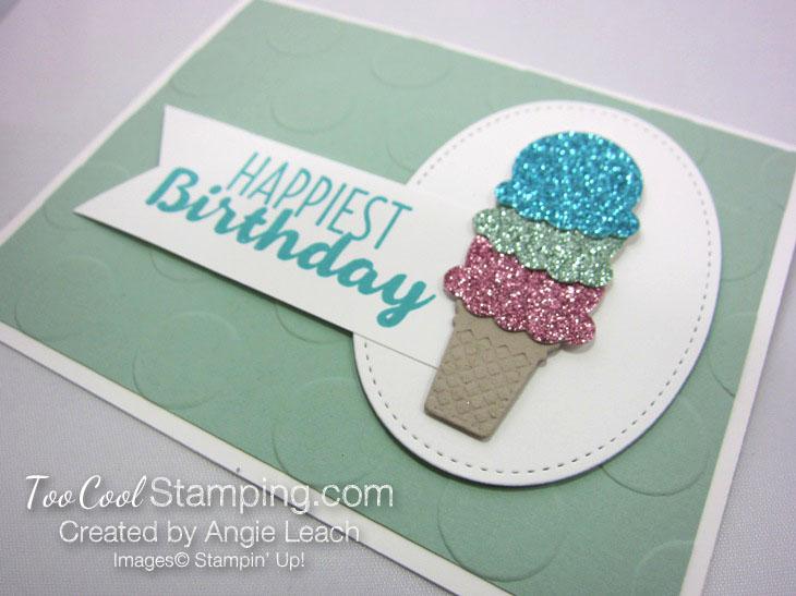 Cool Treats Glimmer Ice Cream - mint