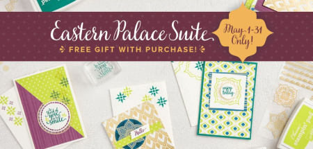 Eastern Palace Free Gift Banner