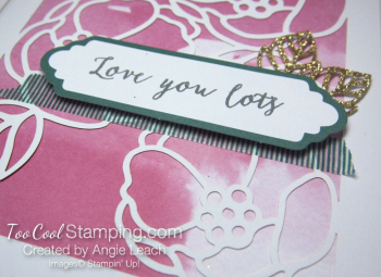Soft sayings kit - card 2.5