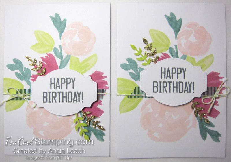 Soft sayings kit - card 7