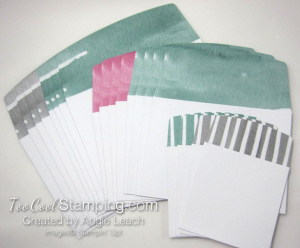 Soft sayings kit - envelopes