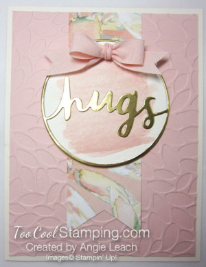 Powder pink - hugs petal burst