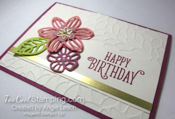 In color club berry burst - petal birthday 3