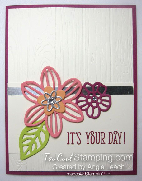 In color club berry burst - planks your day