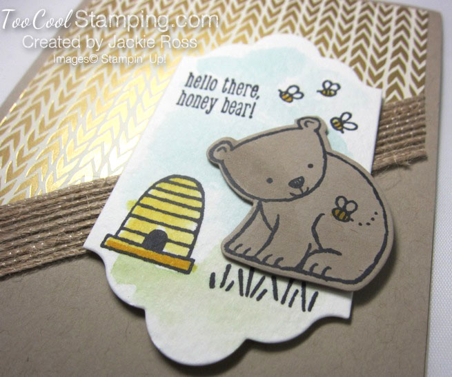 Honey bear 2 - jackie ross