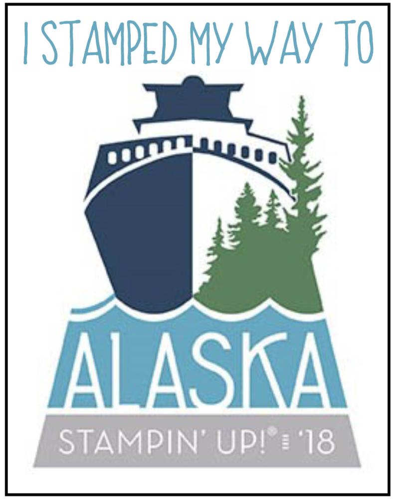 I Stamped My Way To Alaska