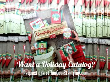 Want A Holiday Catalog 2017