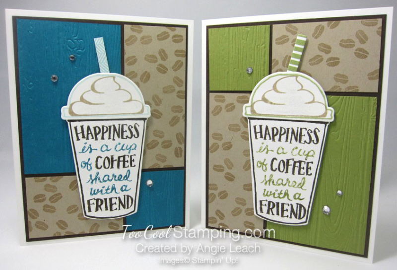 Coffee Cafe 4 Block Mocha - two cool