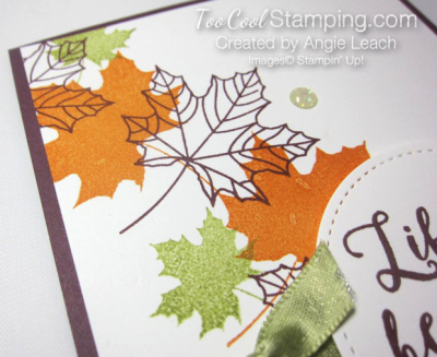 Colorful seasons falling leaves - fig 3