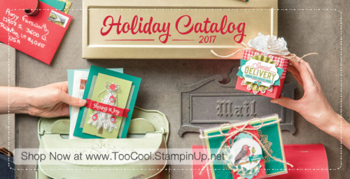 Holiday Catalog Shop Now banner