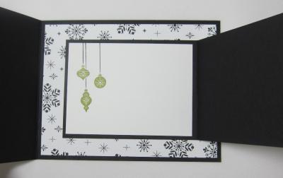 Carols of Christmas Deck The Halls Joy - snowflake dots 4